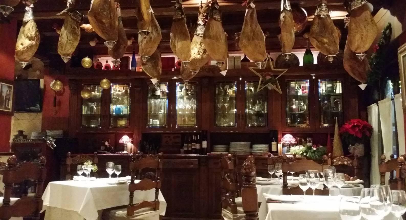 Restaurant El Mesón de la Costa