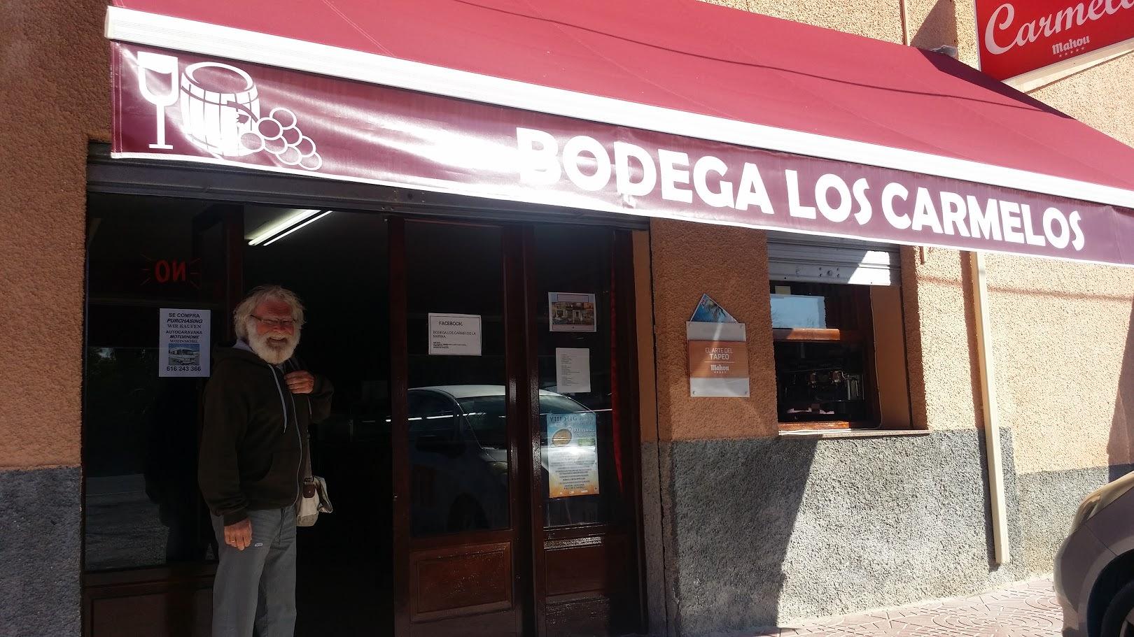 Bodega Los Carmelos