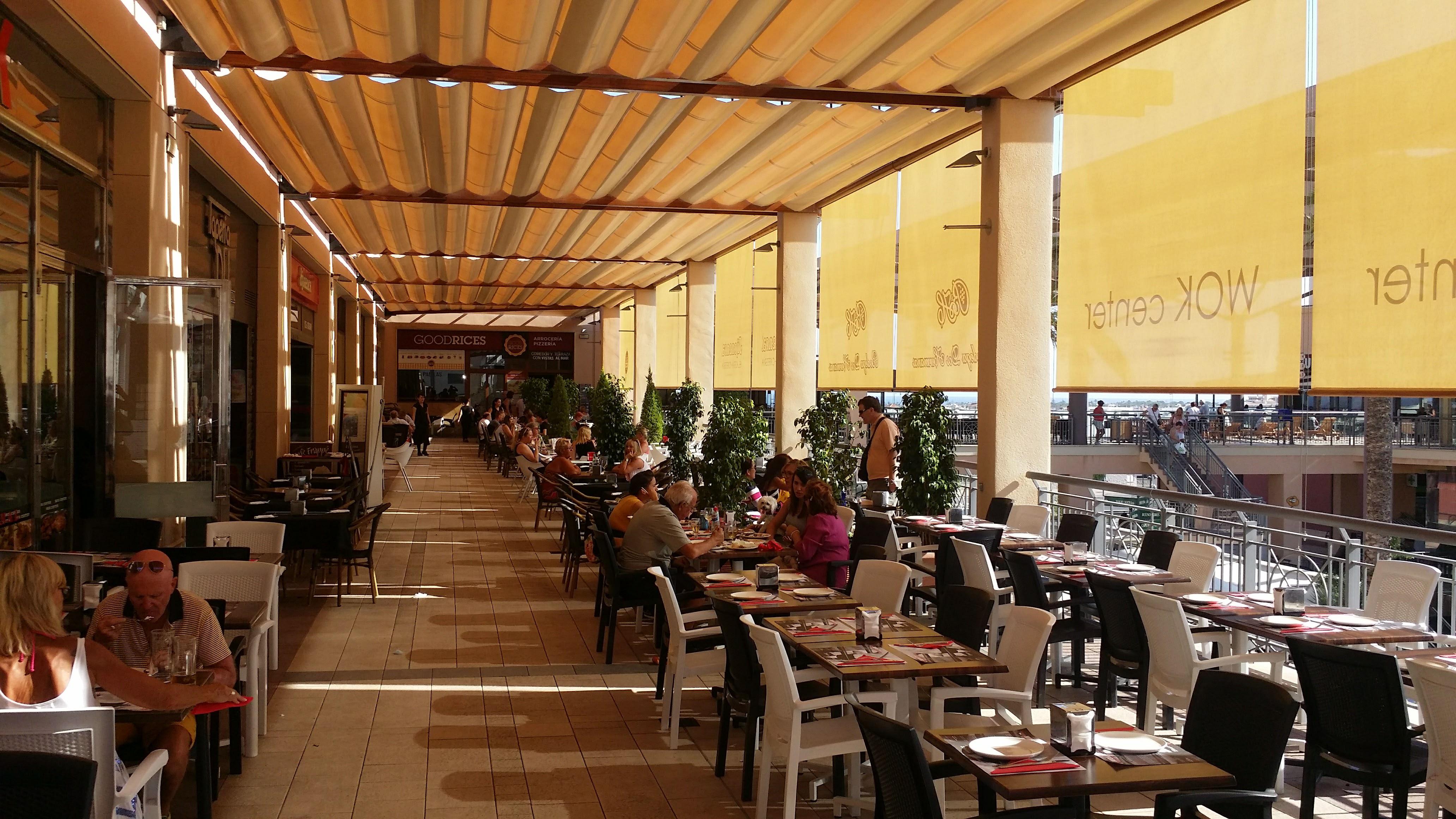 La Zenia Boulevard Restaurants