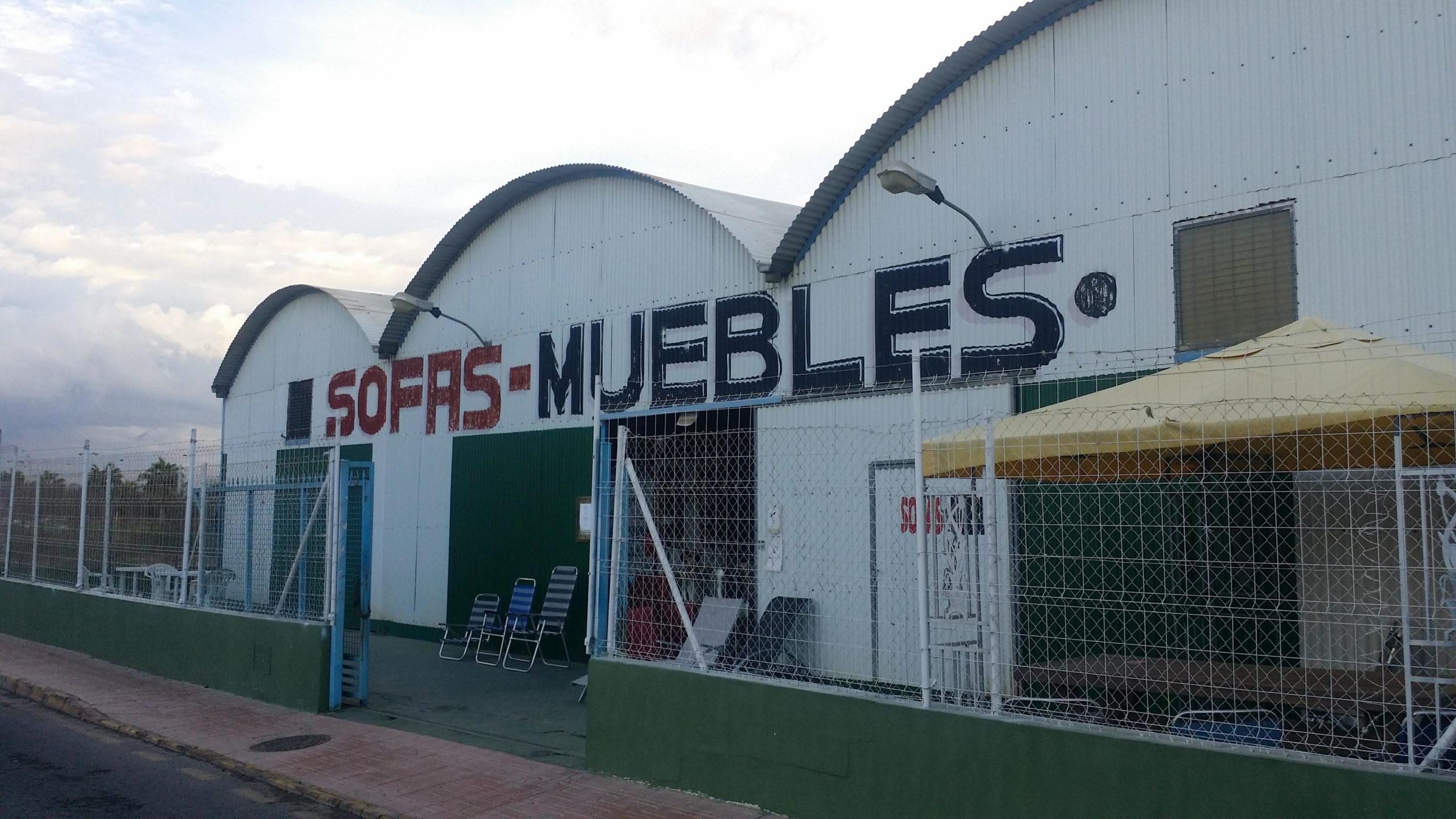 Sofas und Möbel in Torrevieja