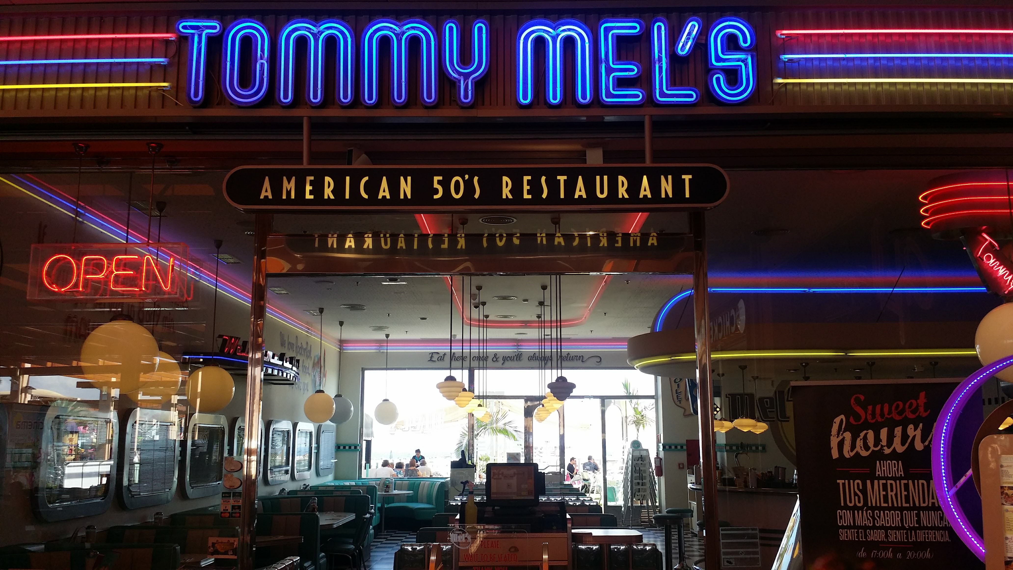 Tommy Mel´s Restaurant