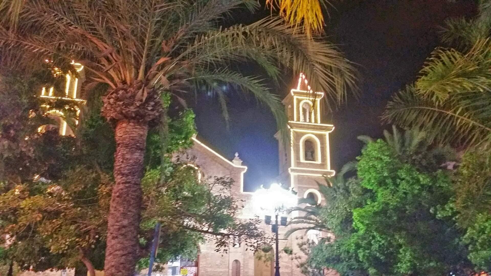 Plaza de la Constitución Kirche