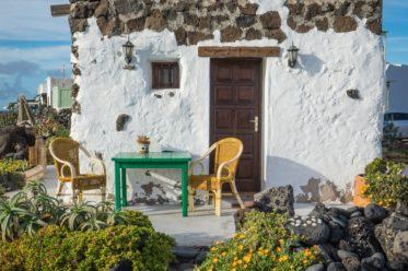 Kleines spanisches Ferienhaus