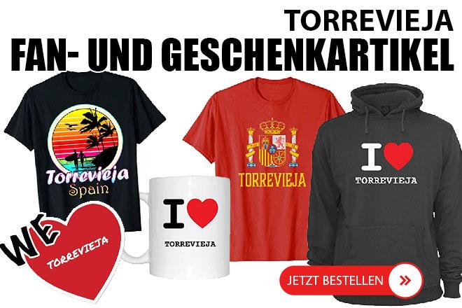 Torrevieja Geschenkideen