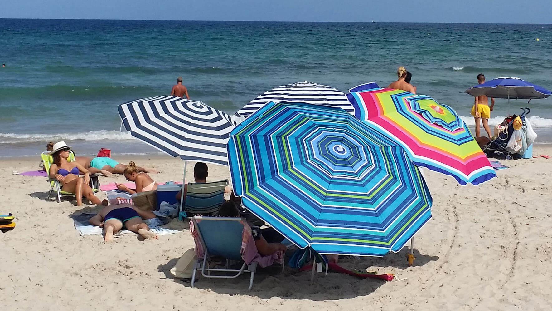 Sonnenschirm 20 Mit Uv Schutz