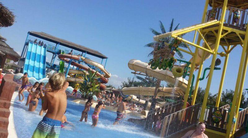 Badelandschaft La Marina Resort