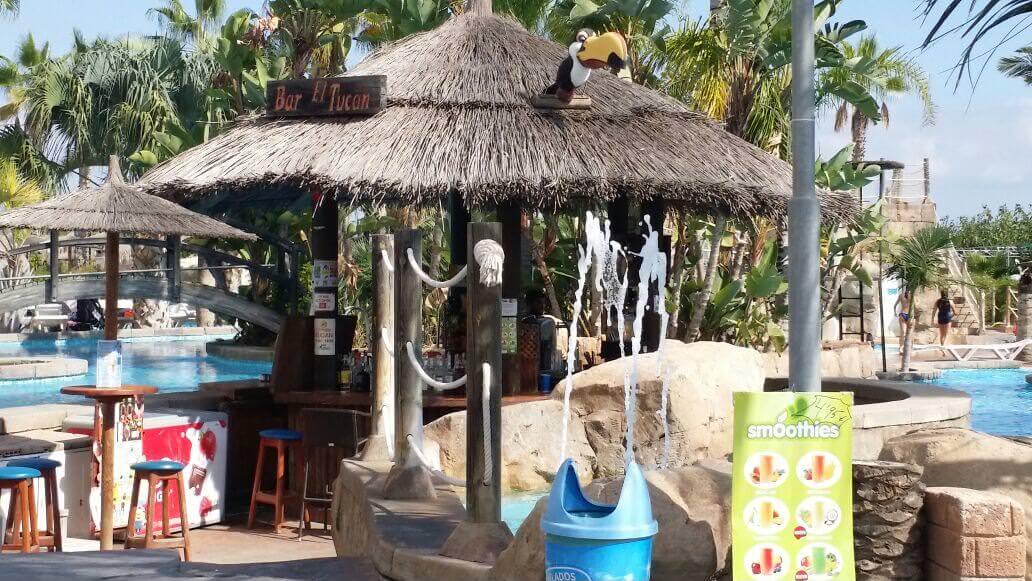 Das La Marina Camping Resort Bietet Badepark Mit Campingplatz