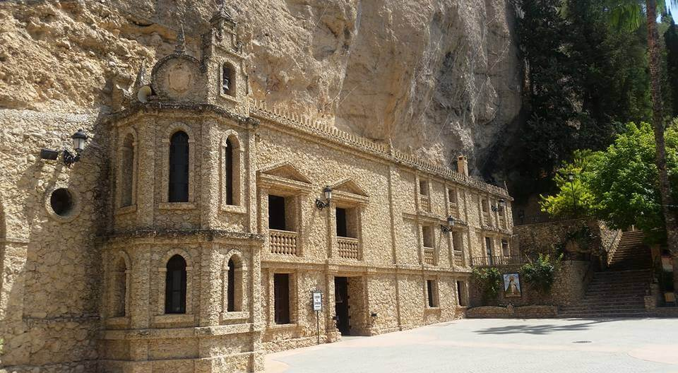 Sanktuarium der Nuestra Señora