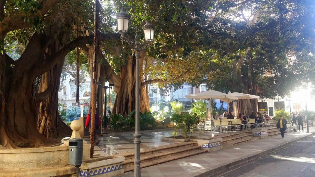 Plaza Portal de Elche