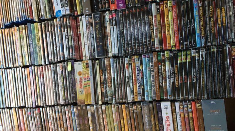 spanische Filmsammlung