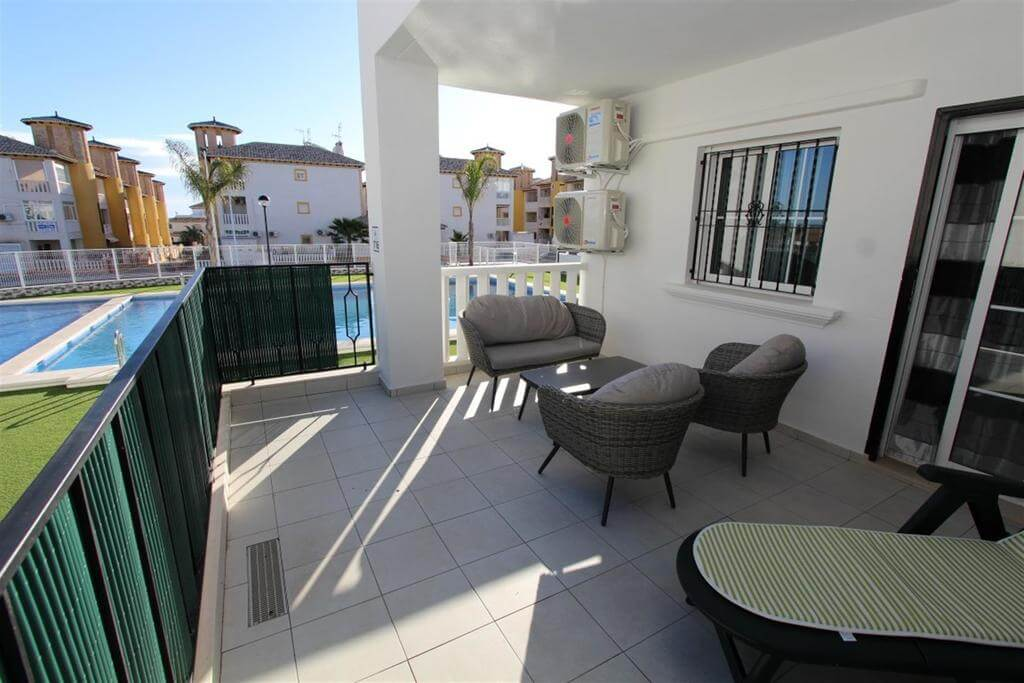 Holiday Apartment La Marina
